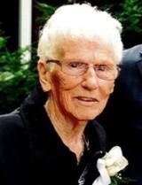 Mary Patricia StPierre - 1922 - 2017