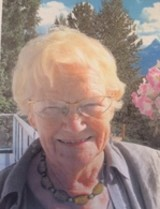 Myra Caulfield  1918  2017