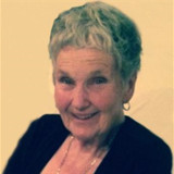 Myra Gwenllian Hourihan - October 2- 1933 - November 2- 2017