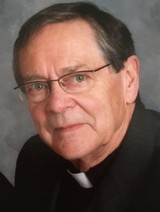 "Rev John Alexander ""Sandy Bishop Clark - 1939-2017"