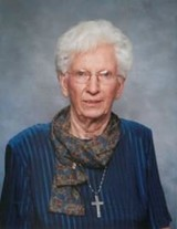 SR Sara Christine Beaton - May 4- 1928 - November 14- 2017