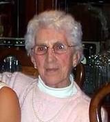 Yvonne Baillargeon (Née Haché) - mai 20- 1917 - novembre 3- 2017