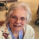 A Elizabeth Mahaffy  October 24 1941  December 26 2017