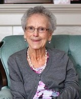 Agnes Patricia O'Keefe nee Kent  (March 5 1927  December 27 2017)