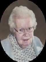 Anne Budny Carter  1933  2017
