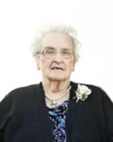 Cecile Alice Croteau  1922  2017