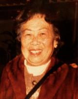 Chai Chung Chan  May 8 1929  December 14 2017