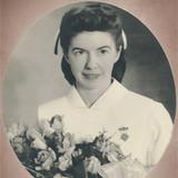 Doris Beddome  March 23 1920  December 17 2017