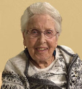 Dorothy Phyllis McNelly Armstrong  2017