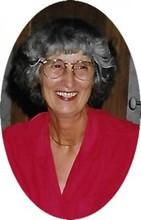 Florence Christine Nicholson  19342017
