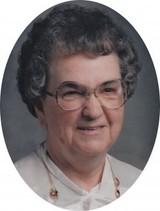 Frances May Carter  19182017