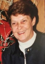 GARNEAU Nee LeVESQUE Suzanne  19422017