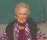 Gertrude Lachance Maiden Steffes  of Edmonton