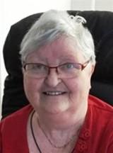 Gertrude Trudel  1945  2017 (72 ans)