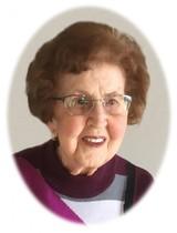 Hazel Anna Malach  March 23rd 1921  December 25th 2017