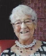 Jeannine Lacroix Durocher  1930  2017