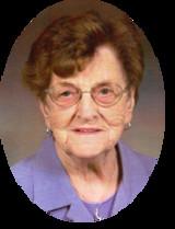 Jennie Bernice Deagle Thompson  1918  2017