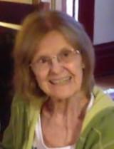 Kathleen Winnifred Kaye Menard nee Ryer  1932  2017