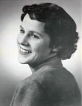 Laura Helene Brosseau  1930  2017