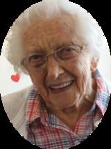 Margaret Elizabeth Waud Wheeler  1918  2017