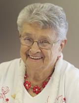 Mme Carmen Gougeon  1924  2017