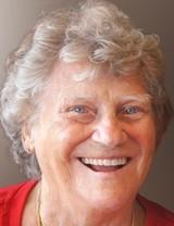 Mme Charlotte Allard Gingras  1928  2017