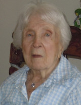 Mme Pauline Prevost  1914  2017