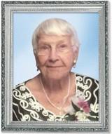 POIRIER Clarisse nee Guindon 1920 – 2017