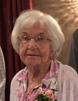 Rhea Bellamy  July 7 1916  December 22 2017