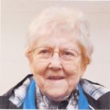Shirley Gladwyn Burton  1930  2017