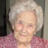 Susana Leppky nee Hiebert  December 29 1922  December 26 2017
