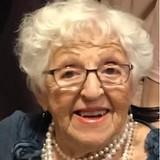 Virginia Yolanda Hovorka  October 03 1924  December 09 2017